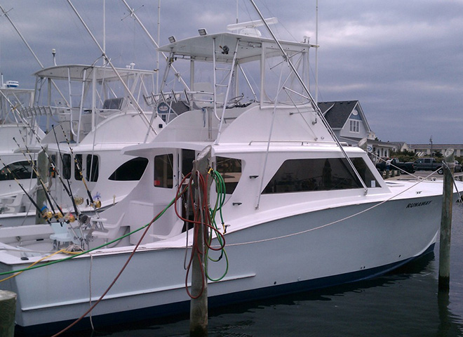 Outer banks fishing charters and hatteras fishing for Hatteras fishing charters